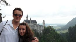 Photo of Munich Neuschwanstein Castle Small Group Day Tour from Munich Mary's bridge