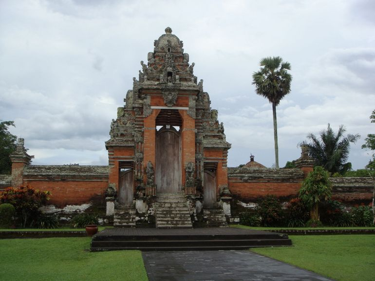 Mengwi temple - Bali