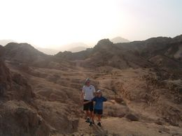 Photo of Sharm el Sheikh Camel Safari with Optional Bedouin Dinner Mountain View