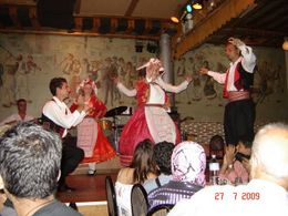 Photo of Athens Athens Night Sightseeing Tour with Greek Dinner Show Opa! Opa!