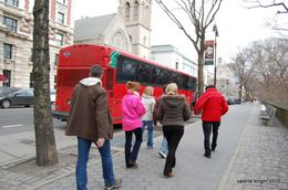 Photo of New York City New York City Guided Sightseeing Tour by Luxury Coach our bus and group