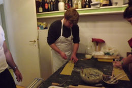 Photo of Rome Small-Group Cooking Lesson in Rome Ravioli