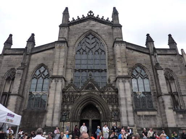 St Giles' Cathedral - London