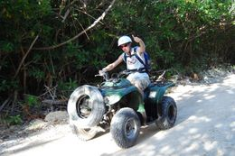 Photo of Cancun ATV Tour from Cancun Thumbs up