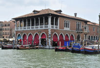 Photo of Venice Private Tour: Venice Rialto Market, San Polo and Frari Church Walking Tour