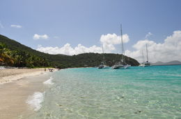 Photo of   White Beach on Jost Van Dyke