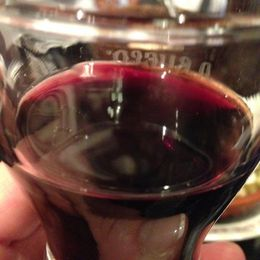 The red wine was delicious! , Andrea C - May 2015
