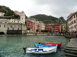 Vernazza - this village has impressively recovered from flooding and mudslides in October 2011 , Megan S - October 2012
