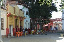 City center of island of Itaparica , Patricia W - April 2012
