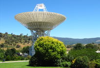 Photo of Canberra The Canberra Deep Space Communication Complex