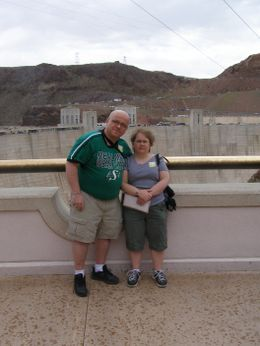 Photo of Las Vegas Hoover Dam Tour from Las Vegas At the hoover dam