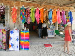 Beachside shop , Siladitya R - January 2011