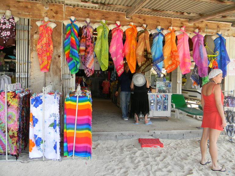 Beachside shop - Pattaya