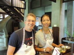 Photo of Bangkok Baipai Thai Cooking School Class in Bangkok cooking school6