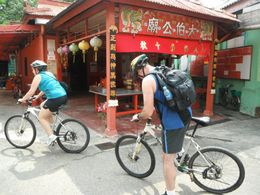 Photo of Singapore Singapore Bike Adventure around Pulau Ubin Cycling