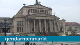 Photo of Berlin Berlin City Hop-on Hop-off Tour Gendarmenmarkt