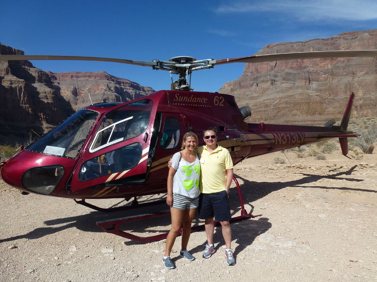 Grand Canyon - June 2013 - Las Vegas