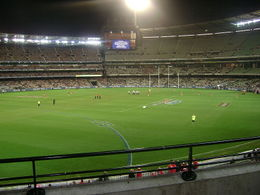 Melbourne Cricket Ground - May 2011