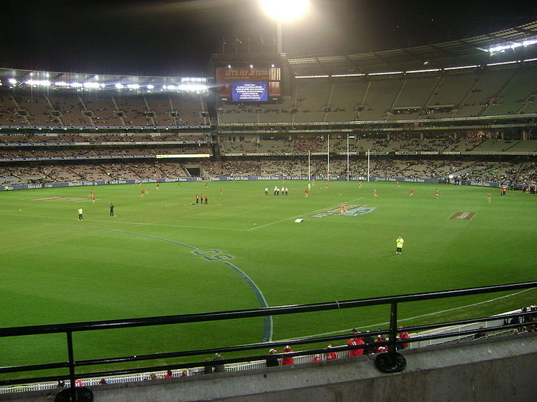 Melbourne Cricket Ground - Melbourne