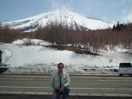 Photo of Tokyo Mt Fuji Day Trip including Lake Ashi Sightseeing Cruise from Tokyo Mt. Fuji, a short ride down from the 5th Station
