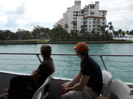 Photo of Miami Miami Everglades Airboat Adventure with Biscayne Bay Cruise On board the cruise