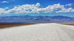 Photo of Las Vegas Death Valley Day Trip from Las Vegas Salt flats