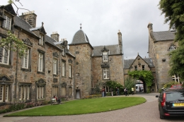 St. Andrews University, Teri S - June 2010
