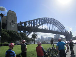 Photo of Sydney Sydney Bike Tours Sydney Harbour Bridge