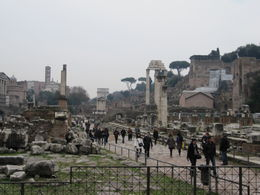 Photo of Rome Ancient Rome Half-Day Walking Tour The Forum