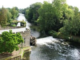 Photo of London Oxford, Warwick Castle and Stratford-upon-Avon Day Trip from London The Water Mill