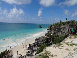 Photo of Cancun Viator Exclusive: Early Access to Tulum Ruins with an Archeologist Tulum Beach