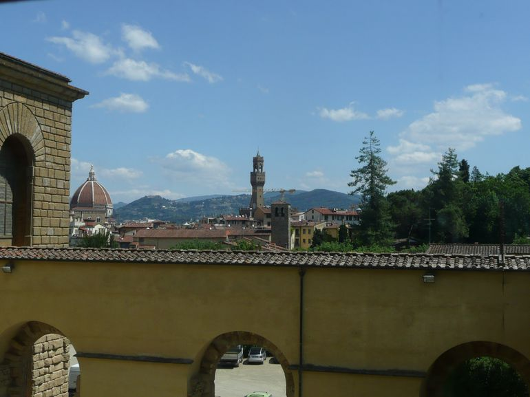 View From the Pitti Palace - Florence