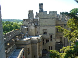 On top of the wall at beautiful Warwick Castle. Simply, wonderful place to visit. Recommend this tour!! , William S - June 2016