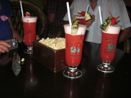 Singapore Slings all round!!, Chelsea B - October 2010