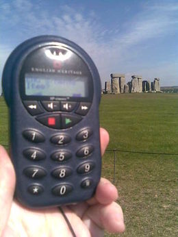 Photo of London London to Stonehenge Shuttle Bus & Independent Day Trip audioguide