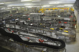 Photo of Munich Munich Super Saver: Paulaner Brewery and Beer Tour plus Express Hop-On Hop-Off Tour Bottling Room