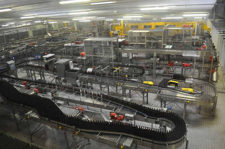 Bottling Room - Munich