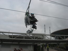 Chair lifts., Bandit - November 2011