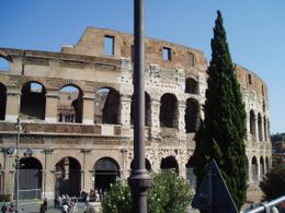 The Colosseum - stunning!, Janet W - October 2008