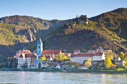 Photo of Vienna Wachau Valley Small-Group Tour and Wine Tasting from Vienna Duernstein