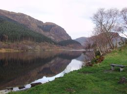 Photo of Edinburgh Loch Ness, Glencoe and the Highlands Small Group Day Trip from Edinburgh First Stop on Scottish Highlands tour