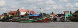 Photo of Ho Chi Minh City Mekong Delta Discovery Small Group Adventure Tour from Ho Chi Minh City fishning boats