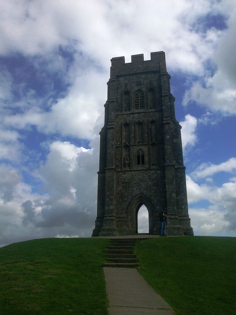 glastonbury tor - London