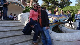 Photo of Barcelona Barcelona in One Day Sightseeing Tour Guell Park