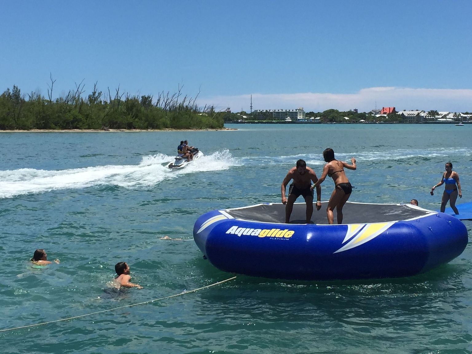 Key West Full-Day Power Adventure: Sailing and Water Sports