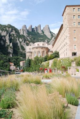 Photo of Barcelona Montserrat Royal Basilica Half-Day Trip from Barcelona Montserrat - Viator Day Tour