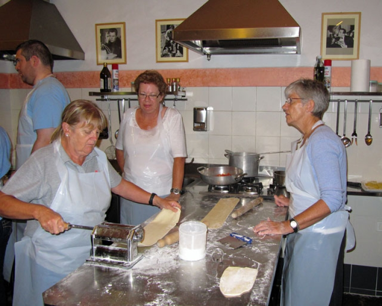 Pasta making class - Florence