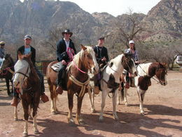 Photo of Las Vegas Morning Maverick Horseback Ride with Breakfast PICT0137