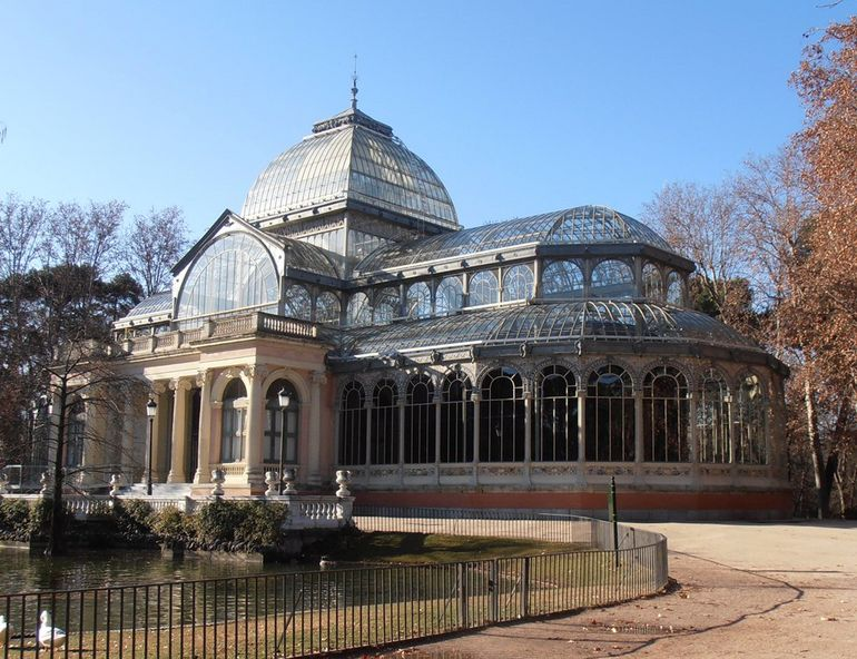 Retiro 4.JPG - Madrid