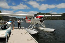 That's our seaplane., Jeff - February 2008